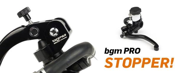 < back Brake master cylinder -BGM PRO Radial- piston Ø=12,7mm