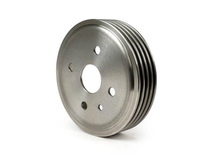 "3332266-Front brake hub 9"" + 10"" -BGM PRO cast iron- Vespa V50 R (V5A1T till No 752188)"