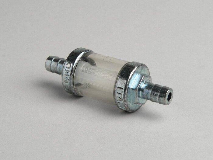 5350076-Fuel filter -OMG universal- Ø=8mm