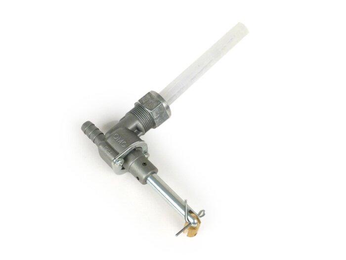 7670536N-Fuel tap -FAST FLOW V2.0 90°- Lambretta LI