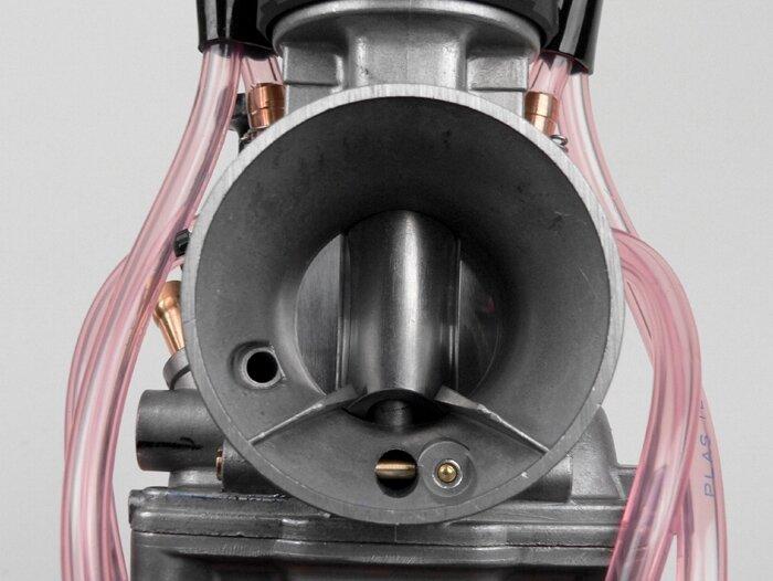 7671382-Carburator -KEIHIN PWK Airstriker 35mm manual choke - CS=42mm