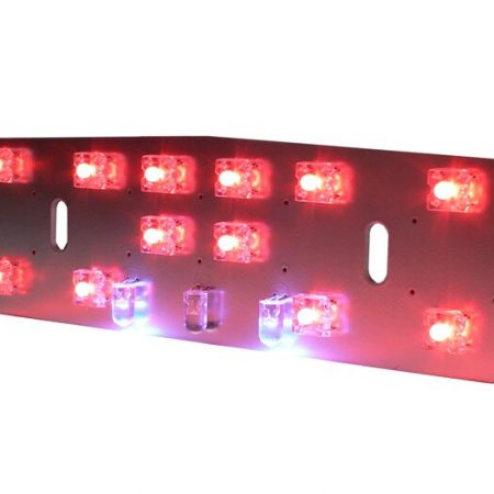 7673020-Tail light-LED- LAMBRETTA reflector only- LI (1st series