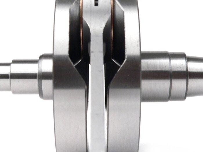 7673152-Crankshaft -BGM Pro RACING (for reed valve intake) full circle