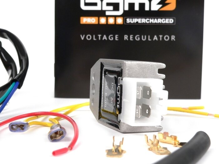 7673183-Ignition set -BGM Pro electronic- Vespa V50-90