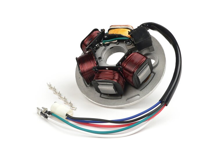 7673641-Ignition -BGM PRO HP V2.0 stator- Vespa PX EFL (without battery 1984-2011)