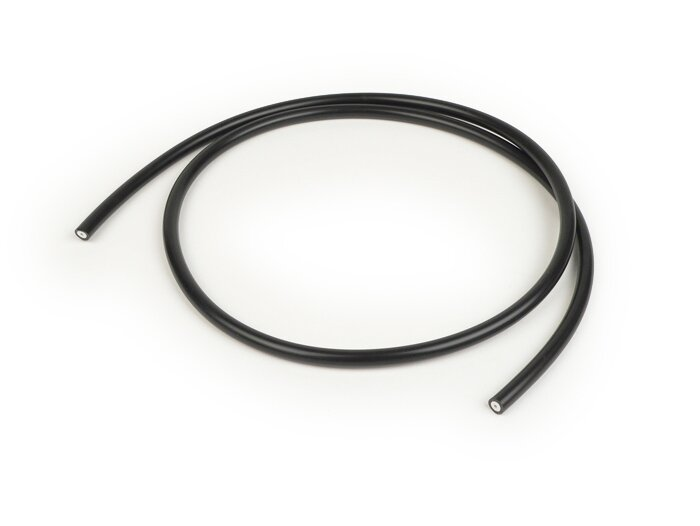7673822-Ignition cable -UNIVERSAL Ø=7mm- 100cm - black