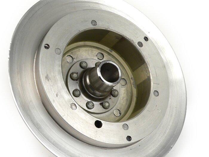 7900141-Ignition set -BGM Pro electronic- Vespa PK XL (1750g) - 20/24mm taper