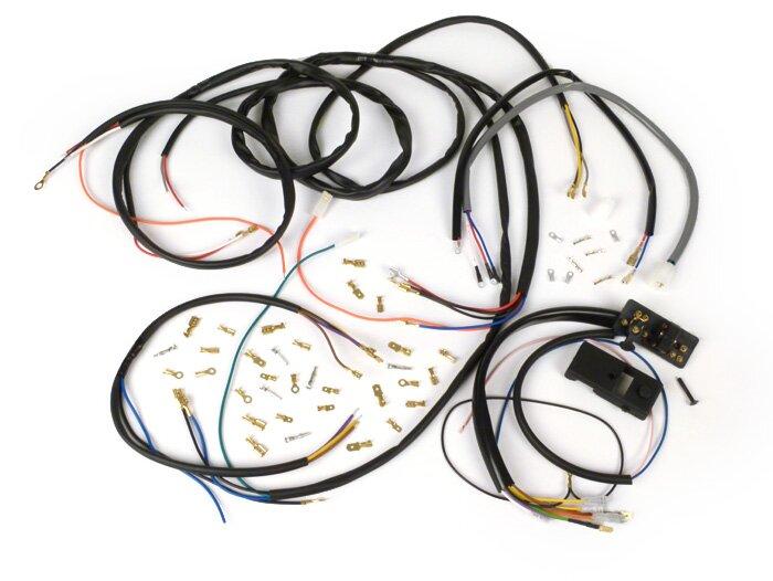 9077011SVT-Wiring loom set