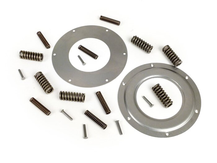 BGM0195F48-Primary gear repair kit -BGM PRO 12 springs (reinforced+)- Vespa Largeframe PX80