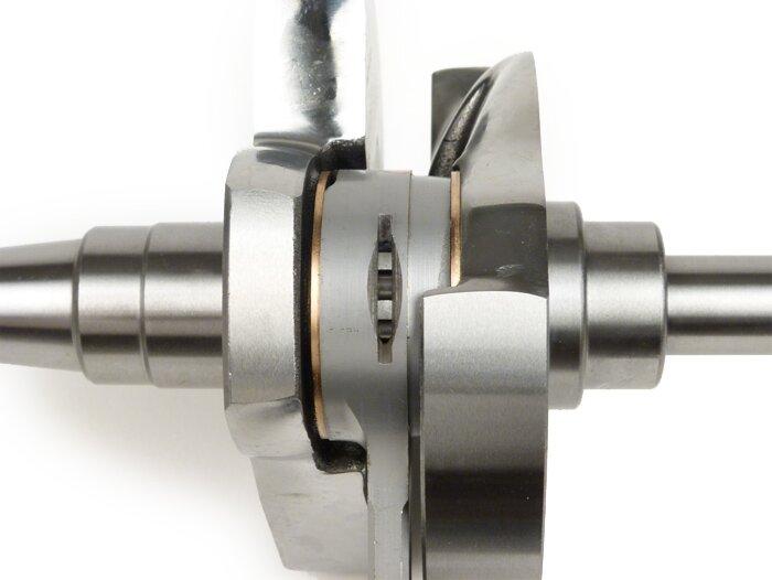 BGM031121G-Crankshaft -BGM Pro Touring (rotary valve) 60mm stroke