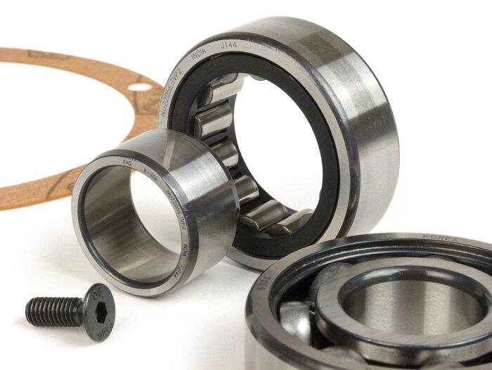 BGM1122-Bearing and oil seal set for crankshaft -BGM PRO FPM- Lambretta DL