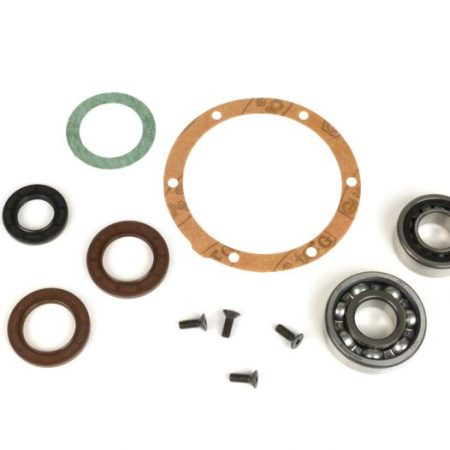 BGM1122-Bearing and oil seal set for crankshaft -BGM PRO FPM- Lambretta DL