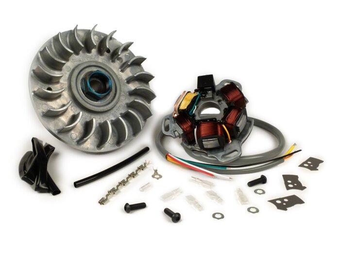 BGM210900DC-Ignition -BGM PRO stator HP V4.0 DC- Lambretta DL