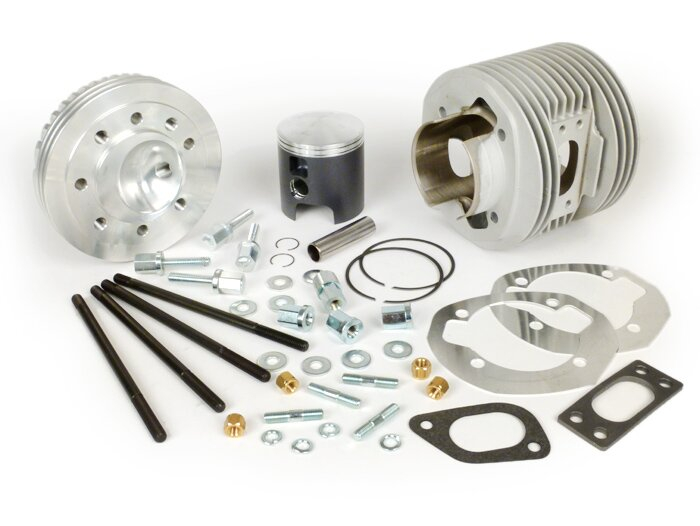 BGM2225N-Cylinder kit -BGM PRO MRB-Racetour 225 cc- Lambretta TV 200