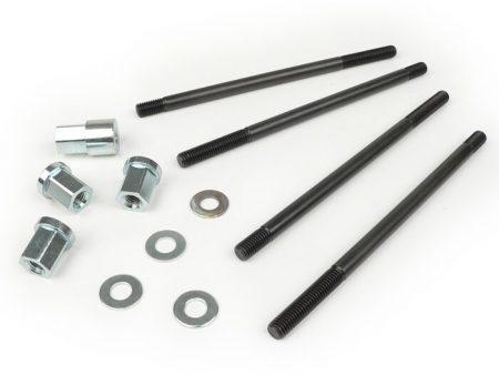 BGM2244-Cylinder head nut/studs kit M8 x 165mm -BGM PRO- Lambretta LI