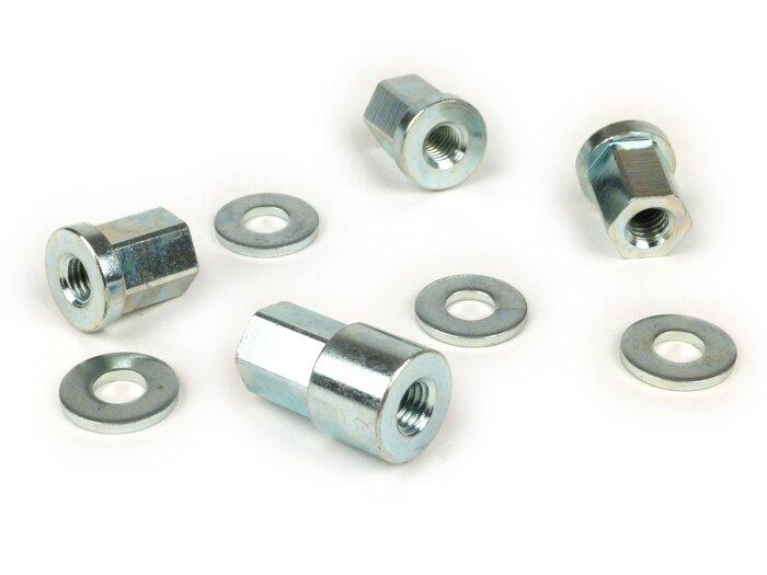 BGM2244N-Cylinder head nut kit -BGM PRO- Lambretta LI