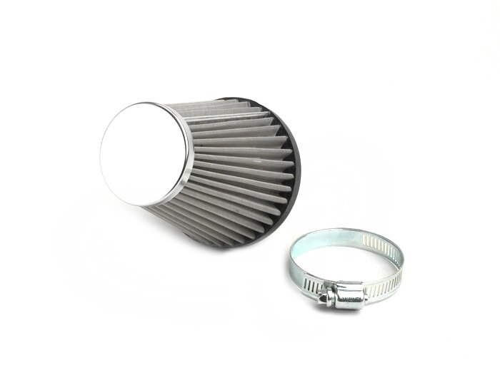 BGM4453-Air filter -BGM stainless steel- CS = 48mm - chrome