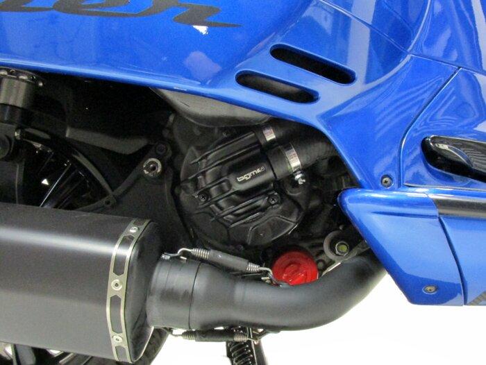 BGM4820BK-Water pump cover -BGM PRO Faster Flow- Vespa GT