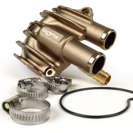 GTV 125-300 - titanium / bronze anodized