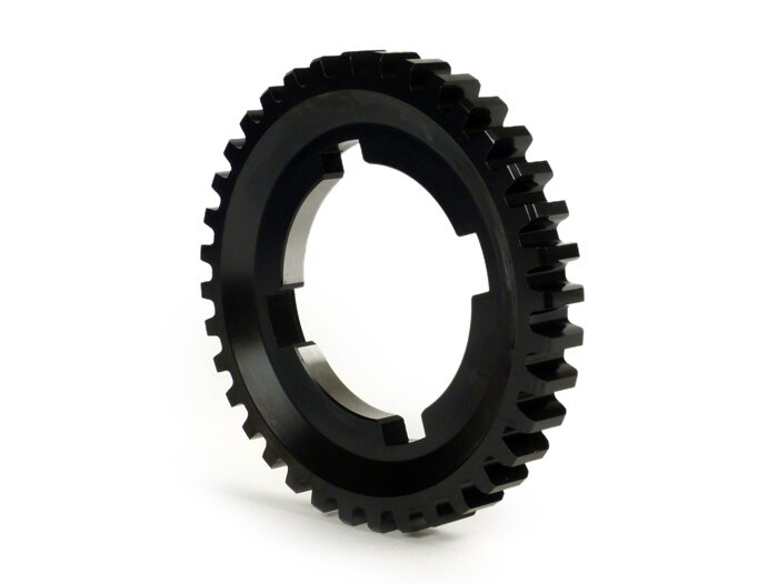 BGM6536A-4th speed gear wheel -BGM PRO- Vespa PX (-1984)