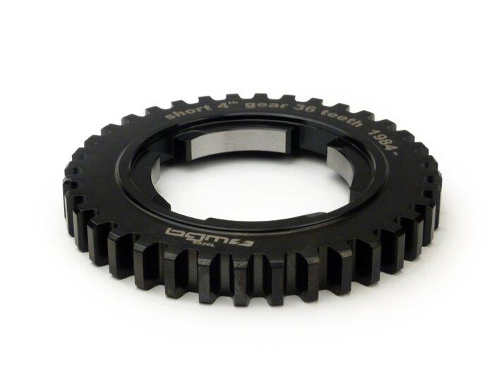 BGM6536L-4th speed gear wheel -BGM PRO- Vespa PX EFL T5 125cc