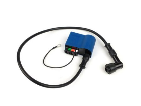 BGM6668KT-CDI-Set - incl. spark plug connector and ignition cable -BGM ORIGINAL- Vespa PX (-05/2011)