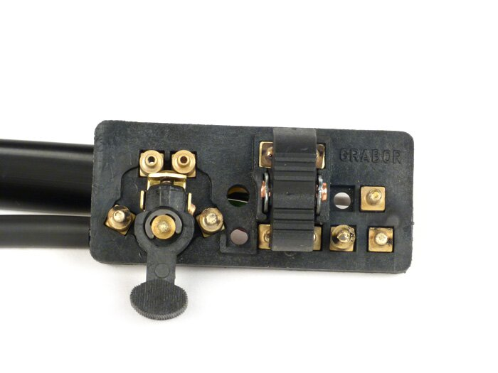 BGM6677-Light switch conversion-BGM- AC conversion to electronic ignition- Vespa V50 Special (models with indicators)