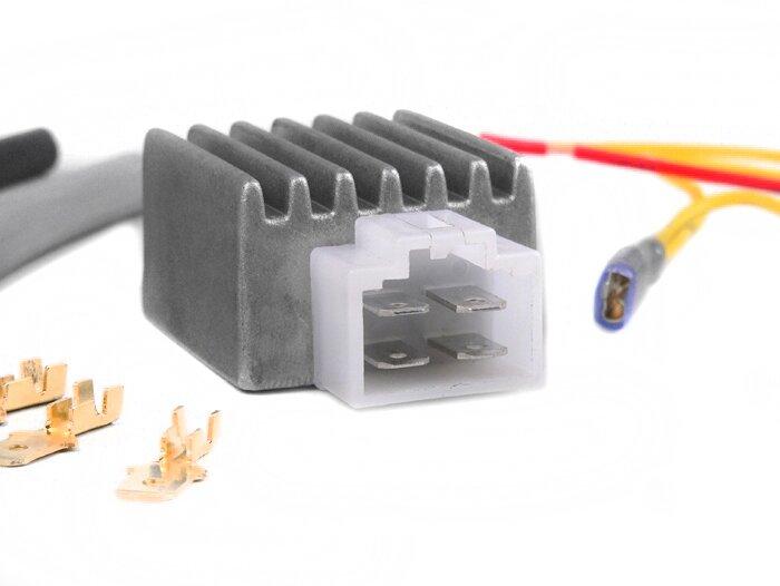 bgm tuning bgm6690 voltage regulator 4 plug bgm pro 12v. Black Bedroom Furniture Sets. Home Design Ideas