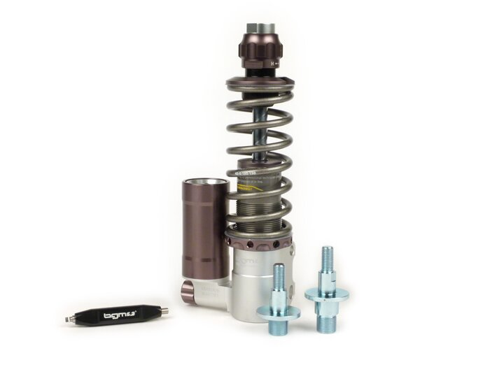 BGM7783N-Front shock absorber -BGM PRO SC/F16 COMPETITION-