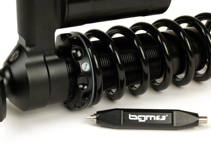 BGM7784B-Rear shock absorber -BGM PRO SC/R12 COMPETITION-