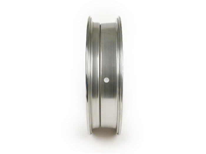 BGM7991-Wheel rim -BGM PRO 2.10-10''- Vespa (type PX) - stainless steel