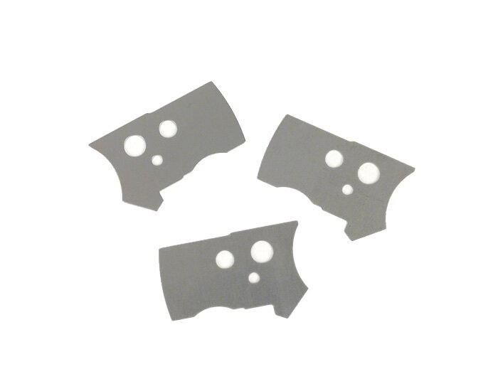 BGM8000S05-Steel shims set for Pickup coil -BGM PRO- Vespa PX