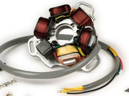 BGM8040-Ignition -BGM PRO stator HP V4.0 DC- Lambretta electronic ignition