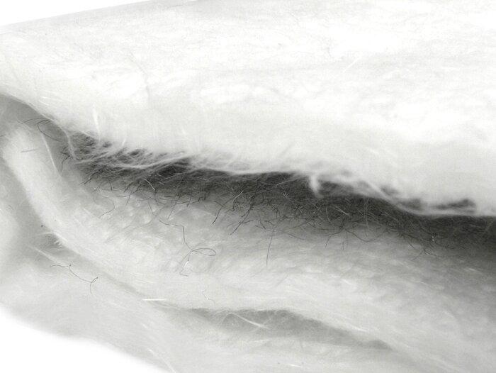 BGM8080-Silencer wool -BGM PRO 300x600x10mm- white