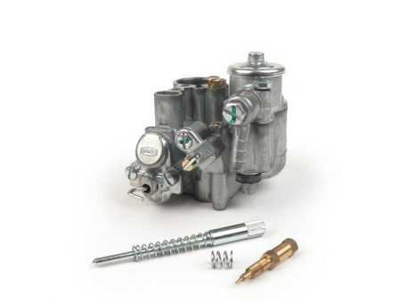BGM8570-Carburettor -BGM PRO Faster Flow Dellorto / SPACO SI24/24E- Vespa PX200 (type with autolube)