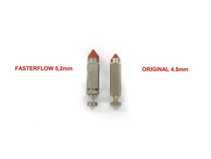 BGM8572-Carburettor -BGM PRO Faster Flow Dellorto / SPACO SI26/26E (Ø=25mm)- Vespa PX200 (type with autolube)