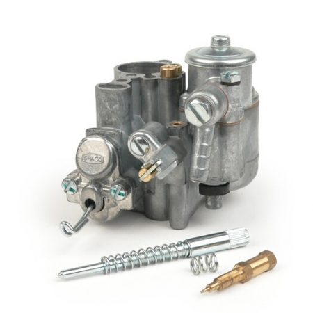 BGM8573-Carburettor -BGM PRO Faster Flow Dellorto / SPACO SI26/26E (Ø=25mm)- Vespa PX200 (type without autolube)