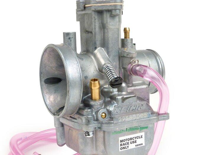 KH280000-Carburator -KEIHIN PWK 28mm manual choke - CS=34mm