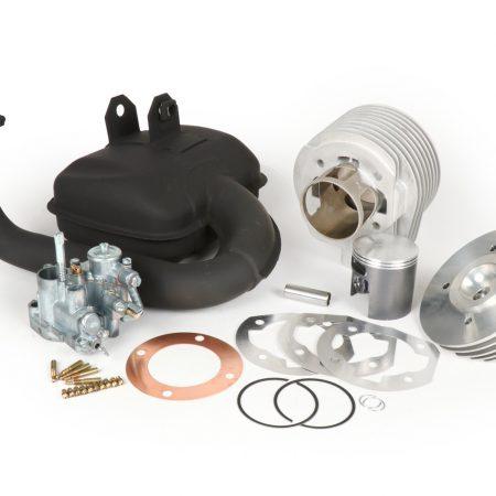bgm Tuning - BGM1010SP Exhaust -BGM PRO BigBox SPORT (BBS)- Vespa