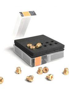 2599111 Hauptdüsenset -BGM PRO für Dellorto (Typ: 6413) 6mm- (75-98) – (75-78-80-82-85-88-90-92-95-98)