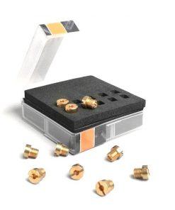 2599112 Hauptdüsenset -BGM PRO für Dellorto (Typ: 6413) 6mm- (125-147) – (125-128-130-132-135-138-140-142-145-147)