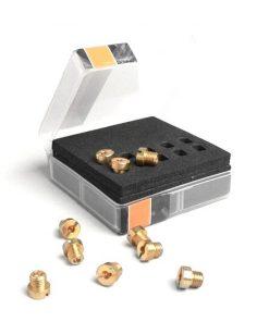 2599113 Hauptdüsenset -BGM PRO für Dellorto (Typ: 6413) 6mm- (50-72) – (50-52-55-58-60-62-65-68-70-72)