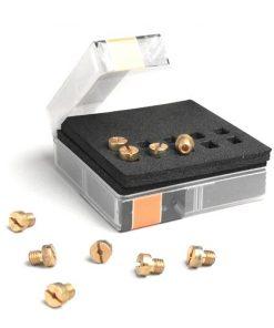 2599115 Hauptdüsenset -BGM PRO für Dellorto (Typ: 1486) 5mm- (75-98) – (75-78-80-82-85-88-90-92-95-98)