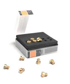 2599116 Hauptdüsenset -BGM PRO für Dellorto (Typ: 1486) 5mm- (100-122) – (100-102-105-108-110-112-115-118-120-122)