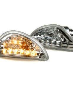 3330943 Jeu de clignotants -BGM ORIGINAL LED (E-mark) - Vespa LX, LXV, S - arrière