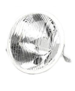 3332497 Scheinwerfer -VESPA Ø=146mm- PX alt, PX Lusso, Rechtsverkehr – Glas (mit DGM Prüfzeichen) – ohne Fassung