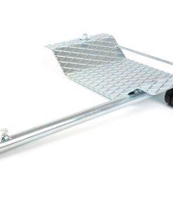 3332536XL Kit d'extension d'aide à la manœuvre (pour roue arrière) -BGM PRO- Smallframe / Largeframe / Wideframe, Lambretta series 1-3 - V50, V90, PV, ET3, PK, PX, T5 125ccm, Rally, Sprint, GT, GTR, SS180, GL, Génial, GS160, ...