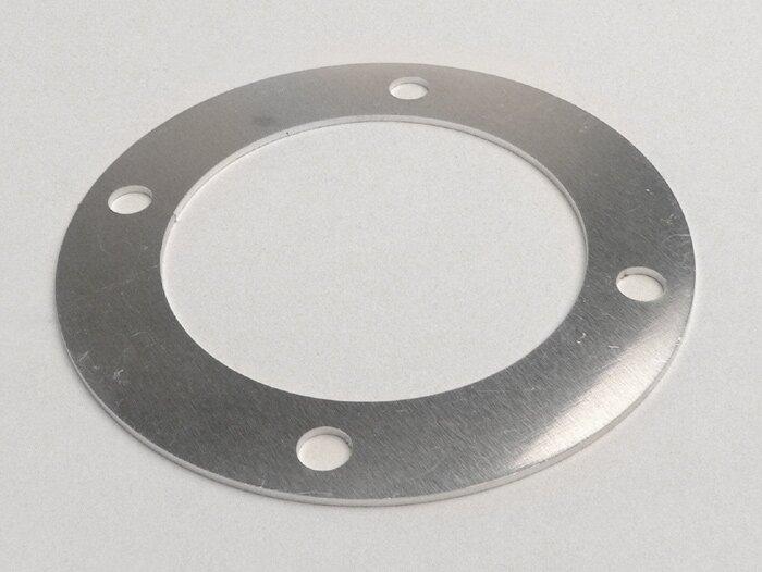 3820046 Spacer Zylinderkopf -BGM ORIGINAL Malossi 139/166 ccm- Vespa PX80, PX125, PX150 – 1.5mm
