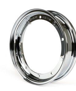 5800007 Felge -BGM ORIGINAL 2.10-10 Zoll Stahl V2.0 – Vespa (Typ PX) – Vespa Smallframe V50, 50N, Special, PV, ET3, PK50-125 (S/XL/XL2), Largeframe PX, T5, Sprint, Rally, GT/GTR, LML Star, Deluxe – Chrom