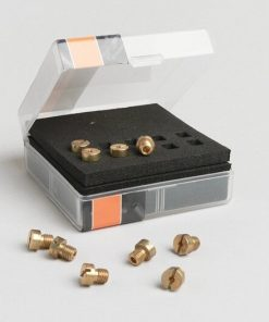 7671261 Hauptdüsenset -BGM PRO für Dellorto (Typ: 1486) 5mm- (125-147) – (125-128-130-132-135-138-140-142-145-147)